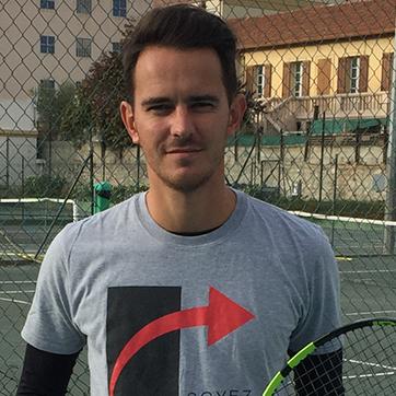 Mathieu Dangoumau